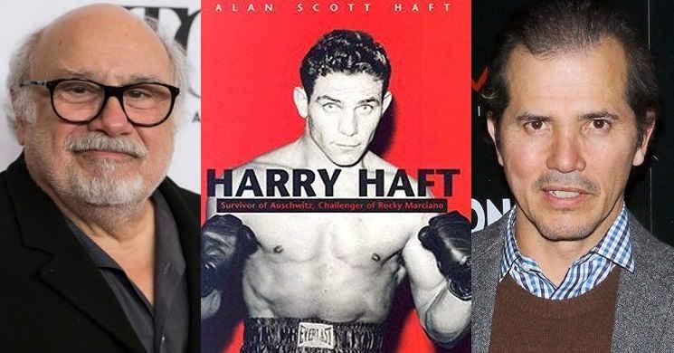 Danny DeVito e John Leguizamo juntaram-se a Ben Foster no drama de boxe