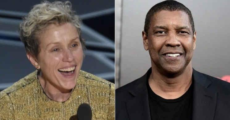 Denzel Washington poderá juntar-se a Frances McDormand numa nova adaptação de