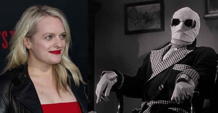 Elisabeth Moss confirmada como protagonista da nova versão de