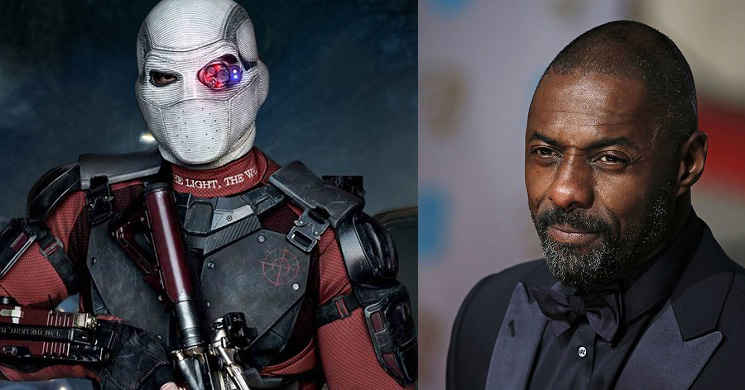 Idris Elba substituiu Will Smith como Deadshot na sequela de