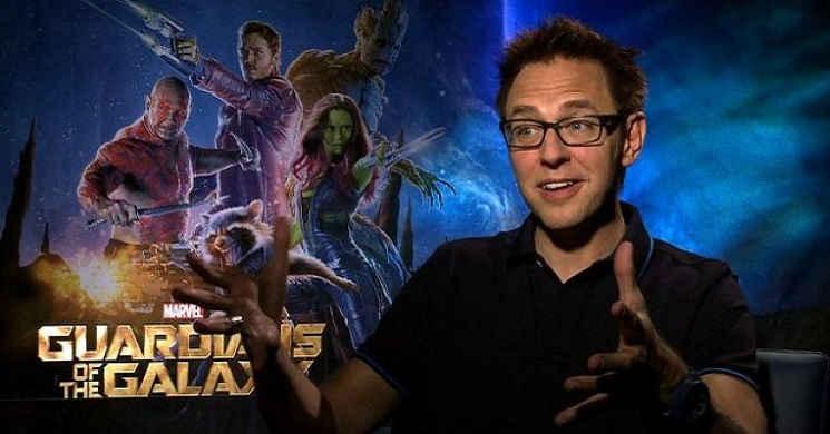 James Gunn foi novamente contratado pela Disney e vai dirigir