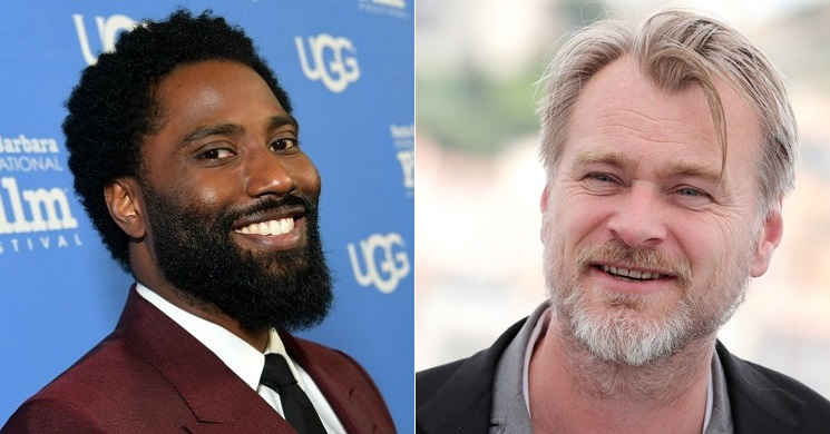 John David Washington será o protagonista do novo filme de Christopher Nolan