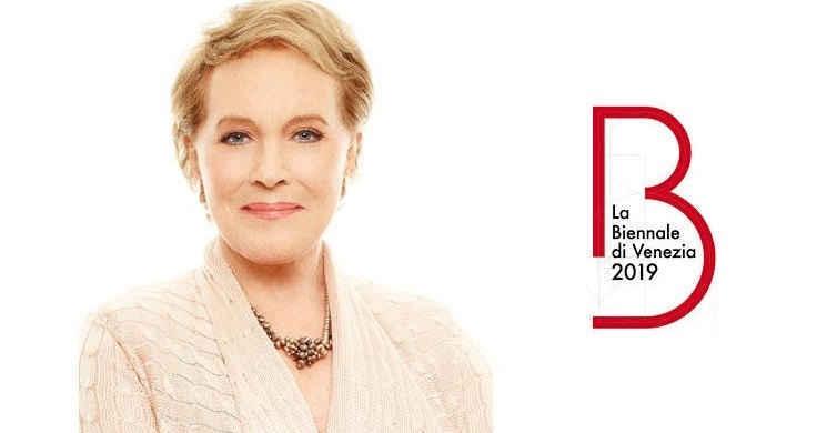 Julie Andrews vai receber o Leão de Ouro pela sua carreira na 76ª. edição do Festival de Veneza