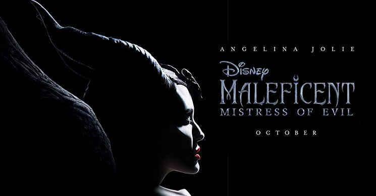 Maleficent_Mistress of Evil poster e data de estreia