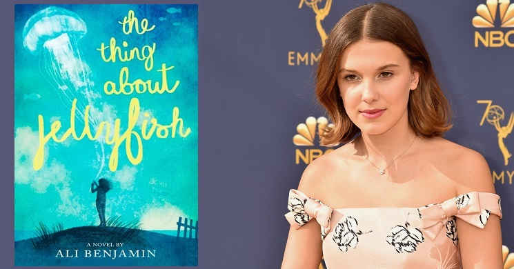 Millie Bobby Brown protagonista do filme The Thing About Jellyfish