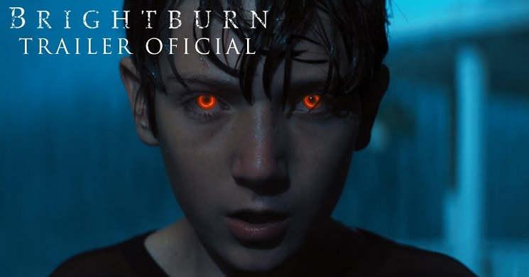 Novo trailer português do filme Brightburn: O Filho do Mal
