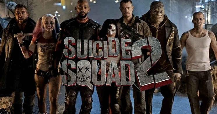 Novos personagens para Esquadrão Suicida 2