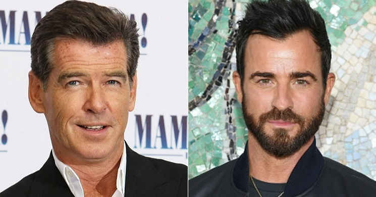 Pierce Brosnan e Justin Theroux juntos no elenco do thriller de terror