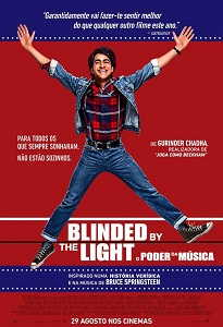 BLINDED BY THE LIGHT - O PODER DA MÚSICA