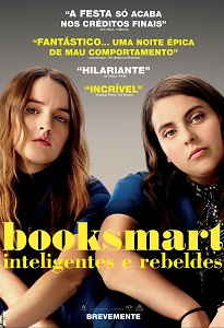 BOOKSMART: INTELIGENTES E REBELDES