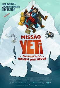 Poster do filme Missão Yeti: Em Busca do Homem das Neves