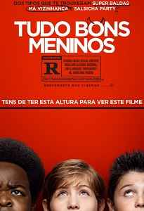 Poster do filme Tudo Bons Meninos