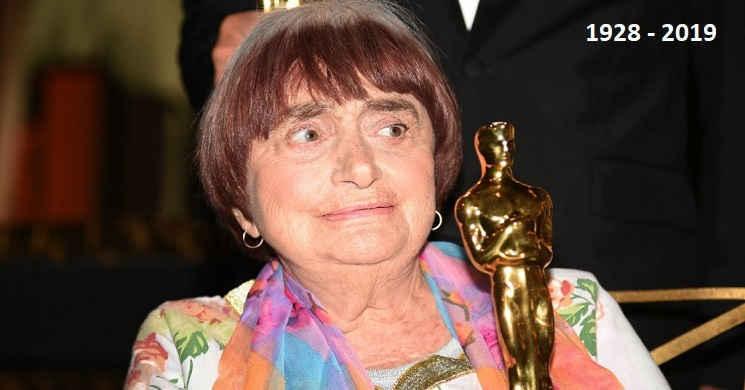 Realizadora Agnes Varda morreu aos 90 anos