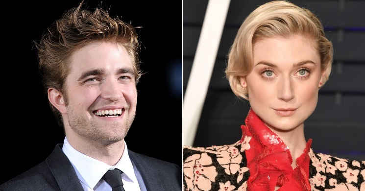 Robert Pattinson e Elizabeth Debicki no elenco do projeto secreto de Christopher Nolan