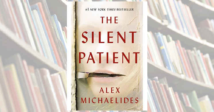 The Silent Patient best-seller de Alex Michaelides