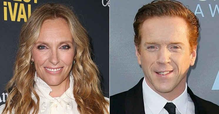 Toni Collette e Damian Lewis serão os protagonistas do drama