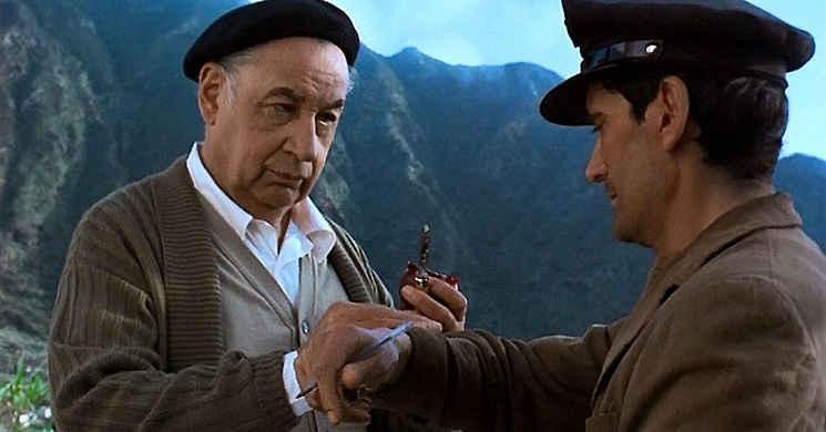 Trailer do filme O Carteiro de Pablo Neruda
