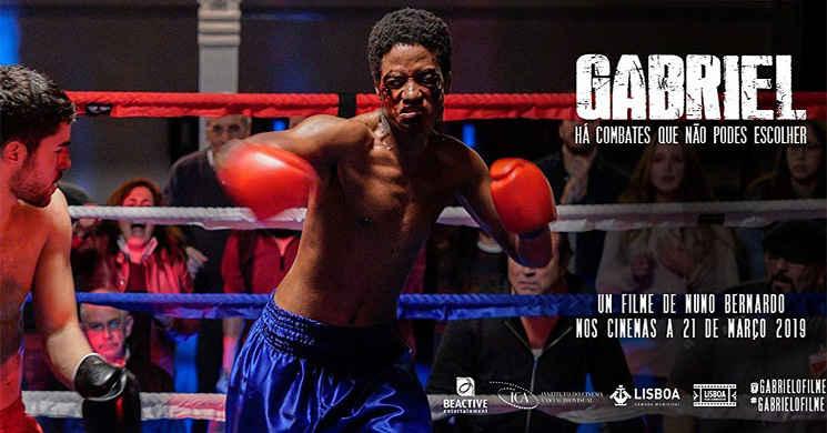 Trailer do filme português Gabriel