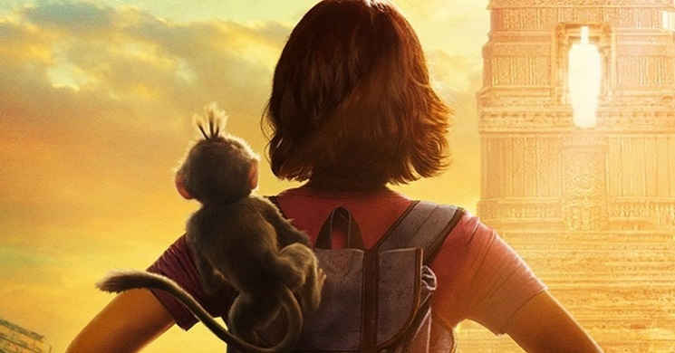 Trailer oficial do filme Dora and the Lost City of Gold