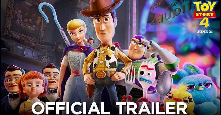 Divulgado o primeiro trailer oficial completo da aguardada animação