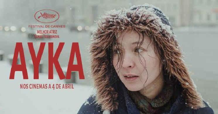 Trailer português do drama Ayka
