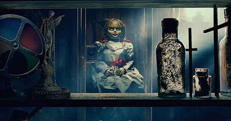 A boneca sinistra está de volta. Trailer português de