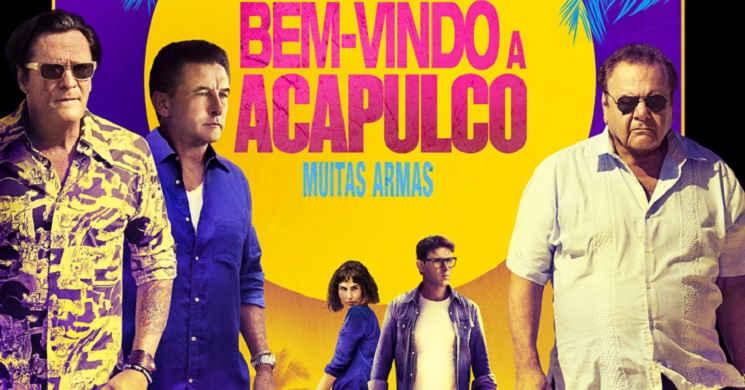 Muito sol, muitas armas. Trailer português da comédia de ação