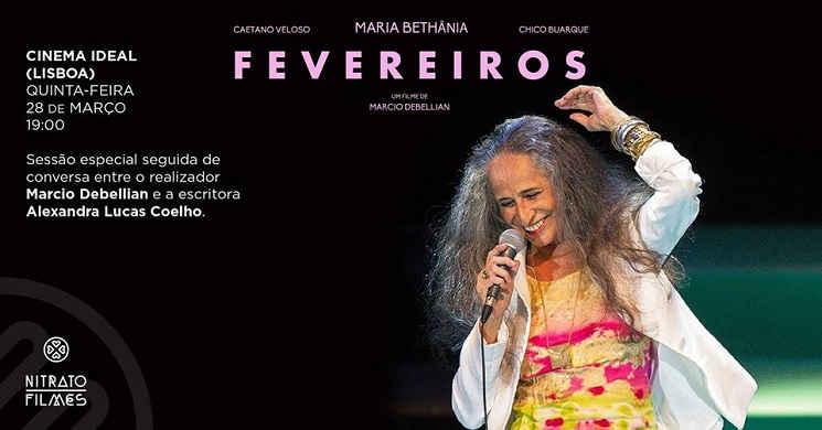 Trailer português do documentário Fevereiros