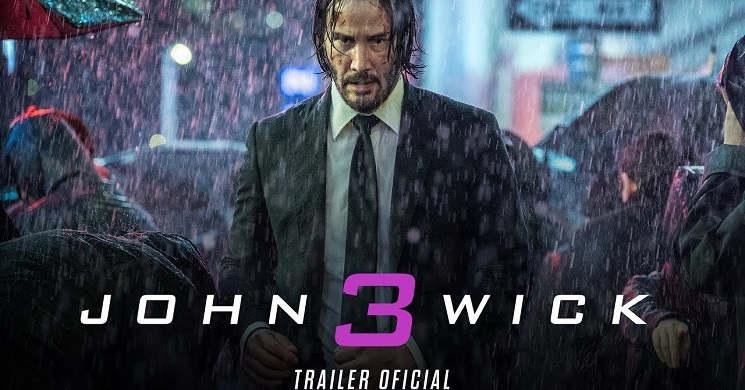Trailer português do filme John Wick 3: Implacável