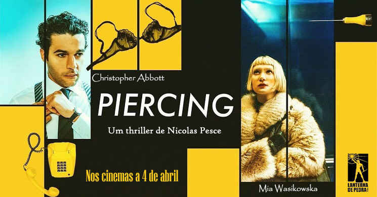 Trailer português dothriller de terror Piercing