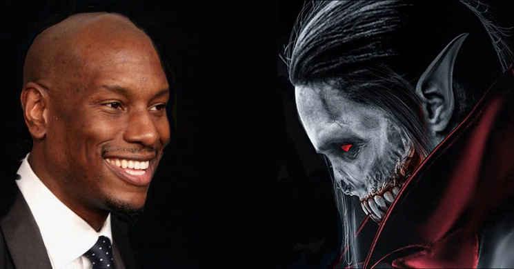 Tyrese Gibson pode estar no elenco de Morbius
