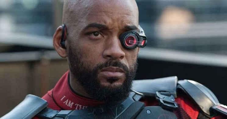 Will Smith abandona o papel de Deadshot em Esquadrão Suicida 2