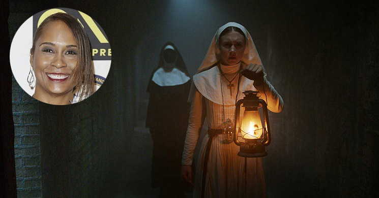 Akela Cooper vai escrever o guião da sequela do thriller de terror