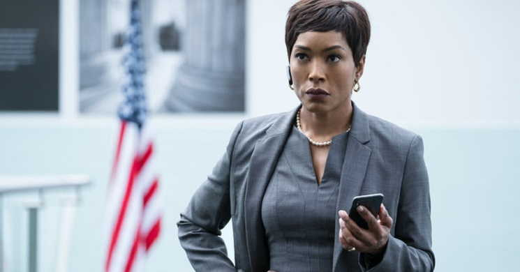 Angela Bassett confirmada no elenco do thriller de ação