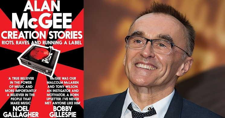 Danny Boyle produtor do filme Creation Stories