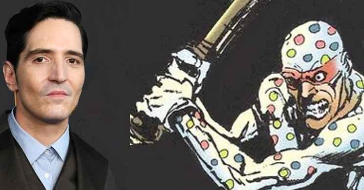 David Dastmalchian vai interpretar o vilão Polka-Dot Man em