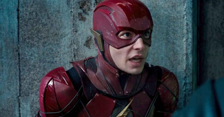 Ezra Miller jabandona papel de Flash em Flashpoint