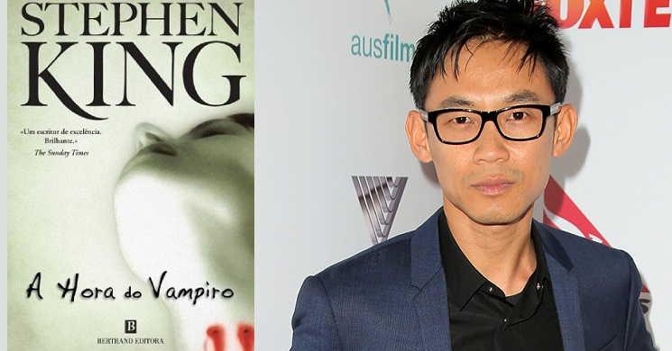 James Wan vai adaptar A Hora do Vampiro de Stephen King