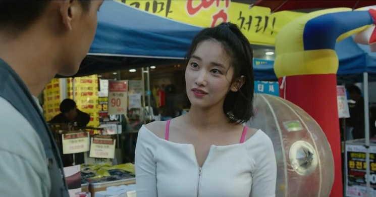 Jeon Jong-seo no elenco do filme Blood Moon