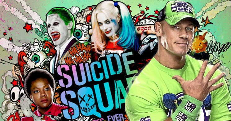 John Cena no filme The Suicide Squad