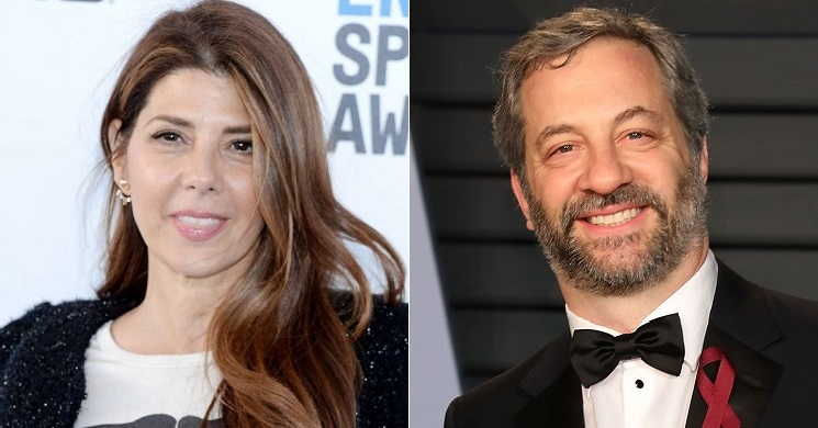 Marisa Tomei vai protagonizar uma nova comédia dirigida por Judd Apatow