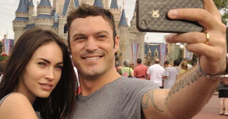 Megan Fox e o marido Brian Austin Green protagonistas do filme Dakota