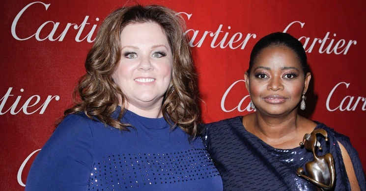 Melissa McCarthy e Octavia Spencer no filme de super-heróis Thunder Force
