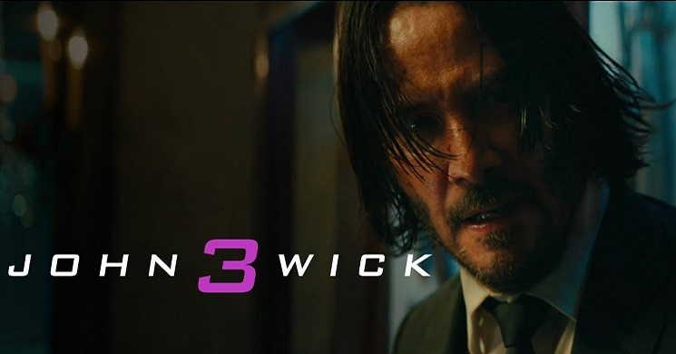 Novo trailer português do filme John Wick 3: Implacável