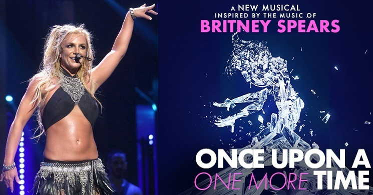 Once Upon a One More Time Musical com músicas de Britney Spears