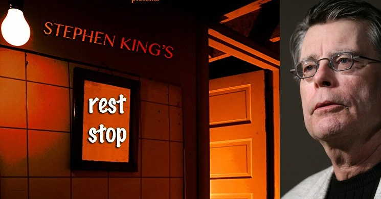 Rest Stop conto curto de Stephen King