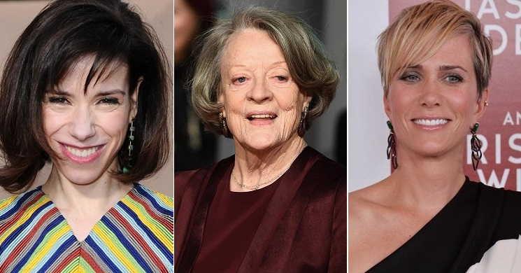 Sally Hawkins, Maggie Smith e Kristen Wiig juntas no elenco da comédia