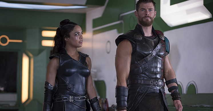 Thor 4 :Tessa Thompson revela que possa haver um novo filme