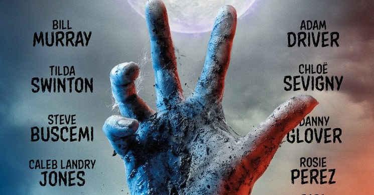Trailer e poster oficial do filme The Dead Don't Died