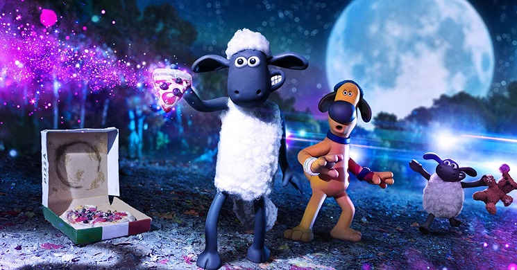Trailer oficial da animação Shaun the Sheep Movie: Farmageddon